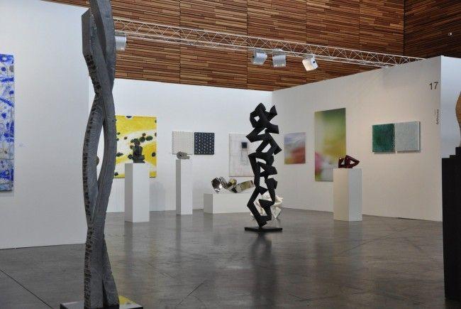 Moderne und zeitgenössische Kunst bilden Schwerpunkt