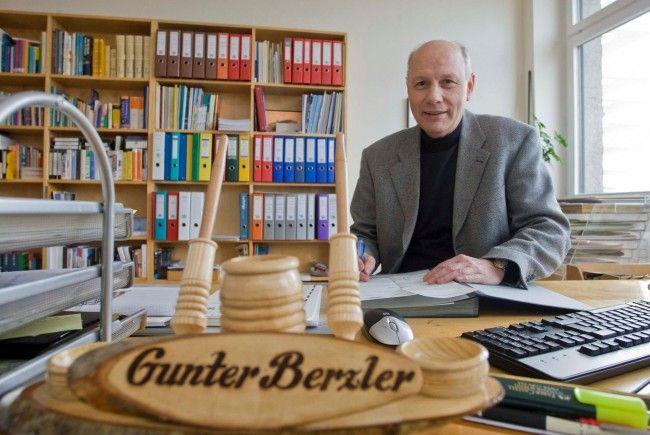 HTL-Direktor Gunter Berzler meldete seinen Rücktritt an.