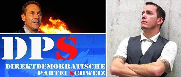 Ignaz Bearth will sich an HC Strache und der FPÖ orientieren.