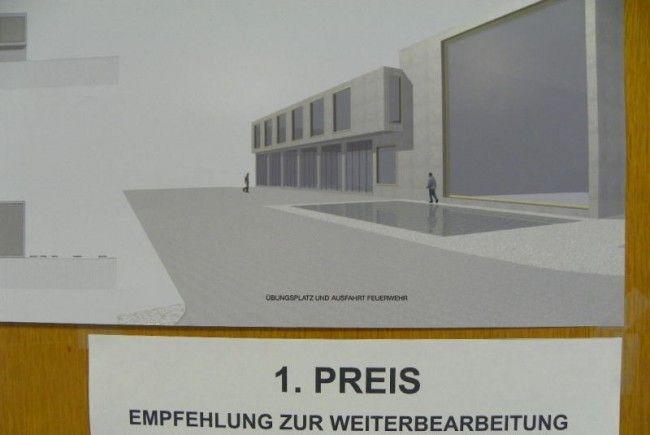 Neubau Gemeinschaftshaus Vorkloster
