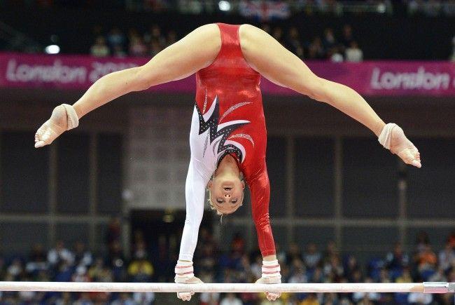 Barbara Gasser belegt 46. Platz bei den Olympischen Spielen in London.