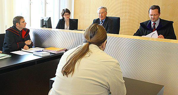 Der zum damaligen Zeitpunkt 46-jährige gebürtige Bregenzer beim ersten Prozess.