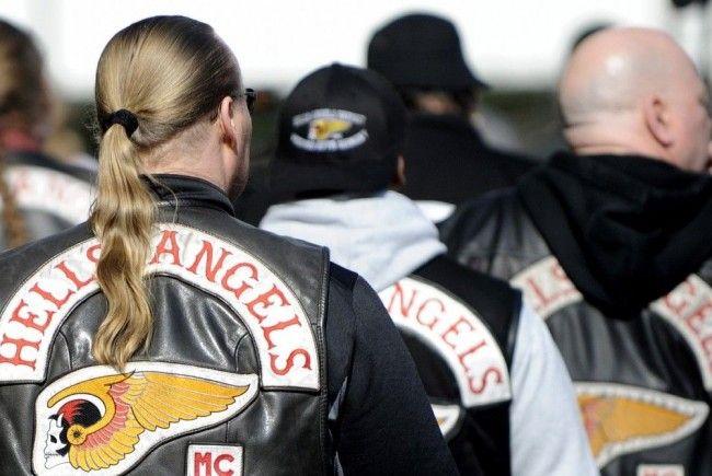 Auch eines der führenden Mitglieder der Hells Angels-Szene festgenommen.