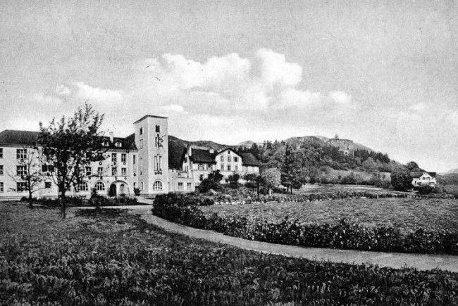 Über 2000 Zöglingsakten: Die Gewalt am Jagdberg im vorigen Jahrhundert ist gut dokumentiert.
