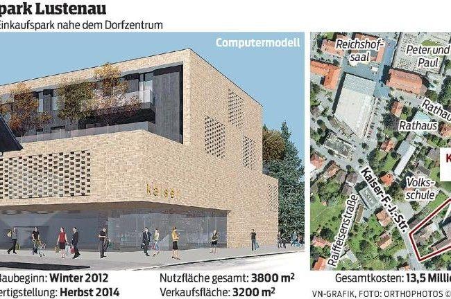 Lustenauer Kaiserpark wird konkret