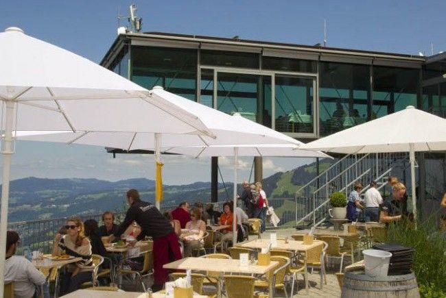 Das Panoramarestaurant soll umfangreich saniert und erweitert werden.
