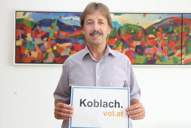 Bürgermeister Fritz Maierhofer stand uns im Interview Rede und Antwort.