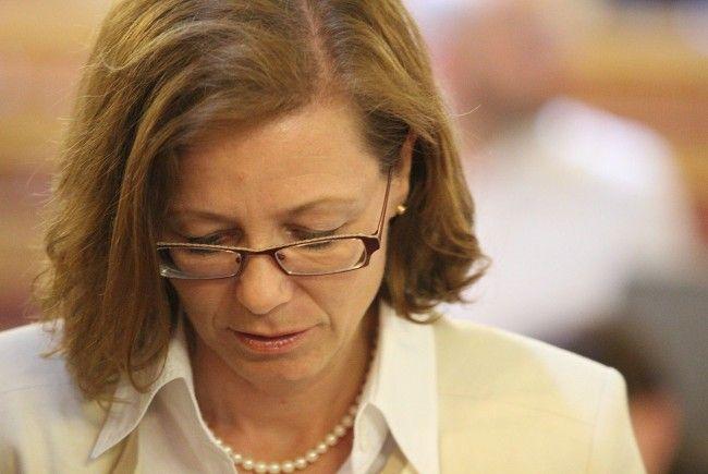 Ehemaligen Vizepräsidentin des Landesgerichtes Feldkirch, Kornelia Ratz