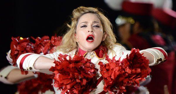 Madonna konnte ihre Fans beim Konzert in Wien nicht richtig begeistern.