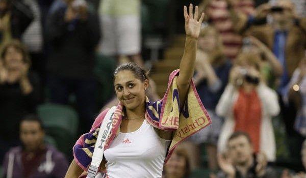 Tamira Paszek kann Wimbledon dank starker Leistung hoch erhobenen Hauptes verlassen.