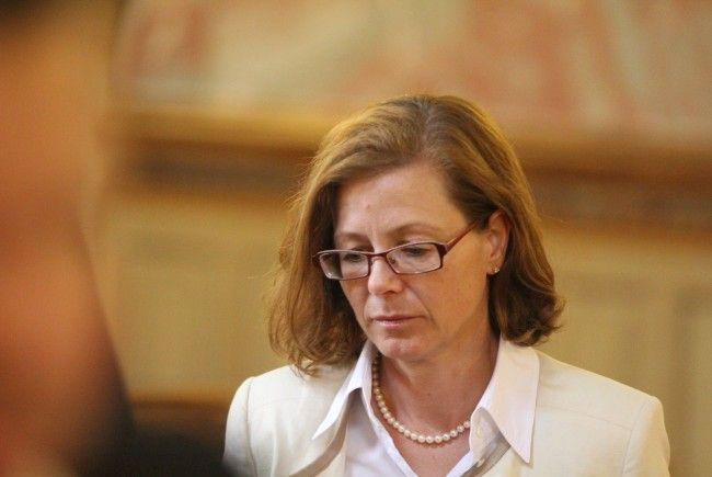 Die angeklagte Richterin Ratz fordert einen Freispruch.