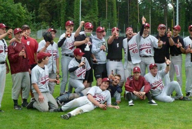Das Meisterteam der Cardinals!