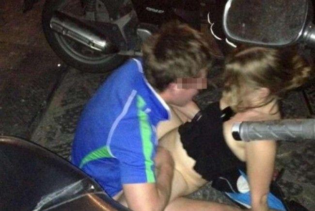 Politiker twitterte Foto des Paares.