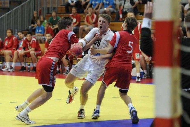 Österreich gewinnt zum Auftakt überraschend gegen Norwegen mit 24:23-Toren.