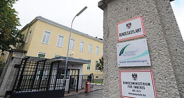 Das Erstaufnahmezentrum für Asylwerber in Traiskirchen ist überfüllt.