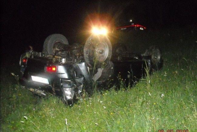 Schwerer Unfall in Tschagguns
