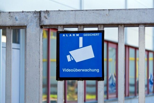 """Big Brother is watching you"" auch in Vorarlberg."