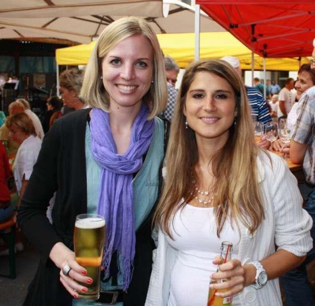 Hunderte Besucher beim Kultur Käseklatsch in Alberschwende.