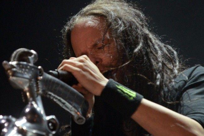 Korn zauberten als Headliner am dritten Tag Metal auf das Gelände vom Frequency Festival
