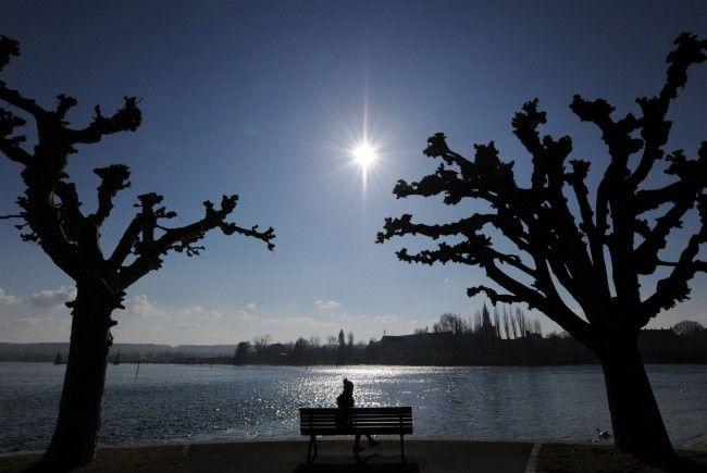 Der Bodensee: Auch viele Vorarlberger würden hier gerne ihre letzte Ruhe finden