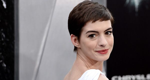 Anne Hathaway will bald ein Baby haben.