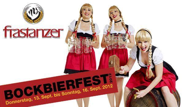 Frastanzer Bockbierfest: 110 Preise zum 110. Jubiläum!