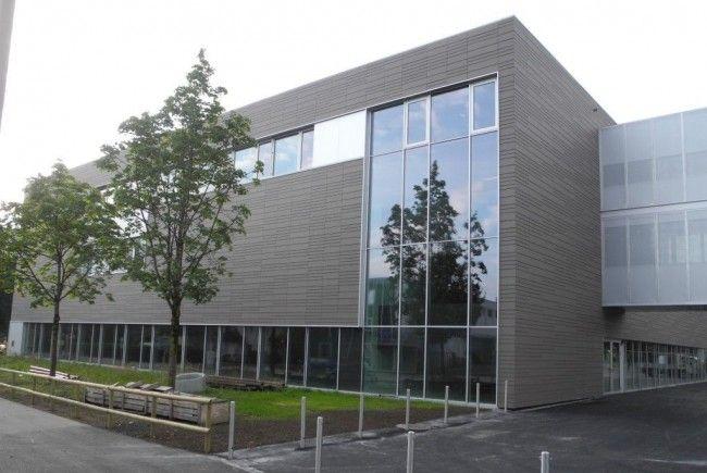 Das neue Schulzentrum Gisingen Oberau besticht durch Einfachheit und Eleganz