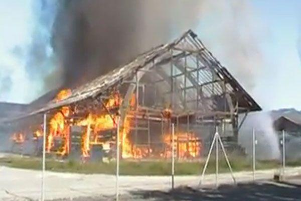 Brand auf dem Saurer-Areal: Betroffene planen den Neustart.