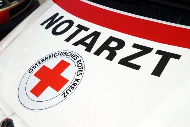 Motorradfahrer wurde in Dornbirn schwer verletzt.