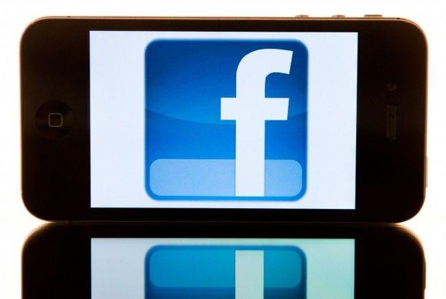 Facebook: Oft wird ein beliebiger Standort angezeigt.