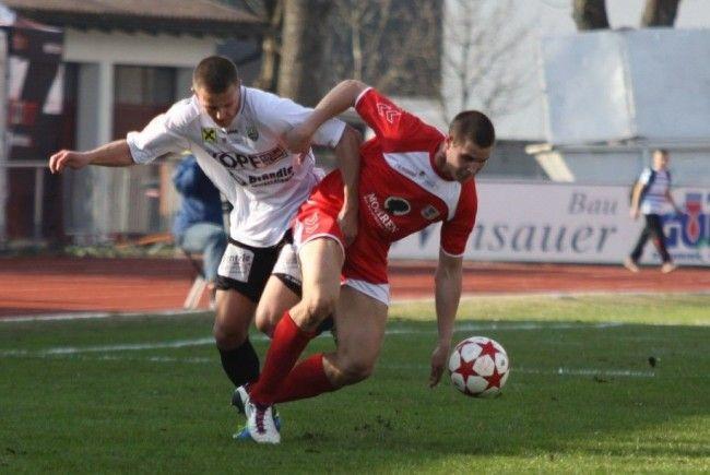 Altach Amateure und FC Dornbirn wird im Livestream und Liveticker übertragen.