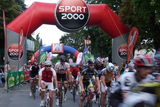 Beim Highländer Radmarathon werden am Sonntag tausend Starter erwartet.