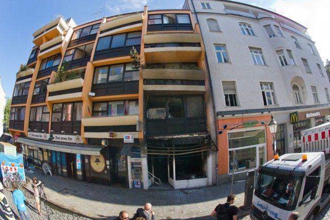 Nach Sprengung einer Fliegerbombe in München: Zehn Menschen noch in Hotels untergebracht.