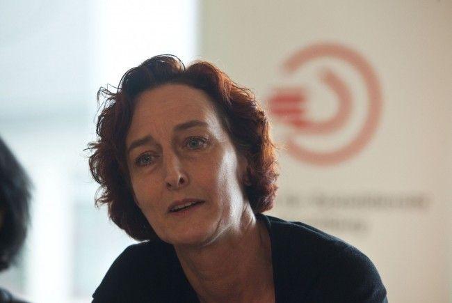 """Ulrike Furtenbach: """"Über 90 Prozent der Opfer von häuslicher Gewalt sind Frauen."""""""