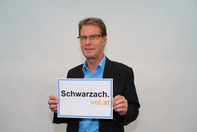 Bürgermeister Manfred Flatz