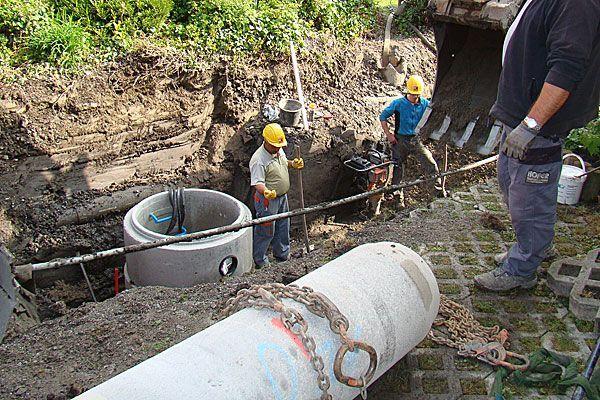 Land unterstützt Kanaluntersuchungen