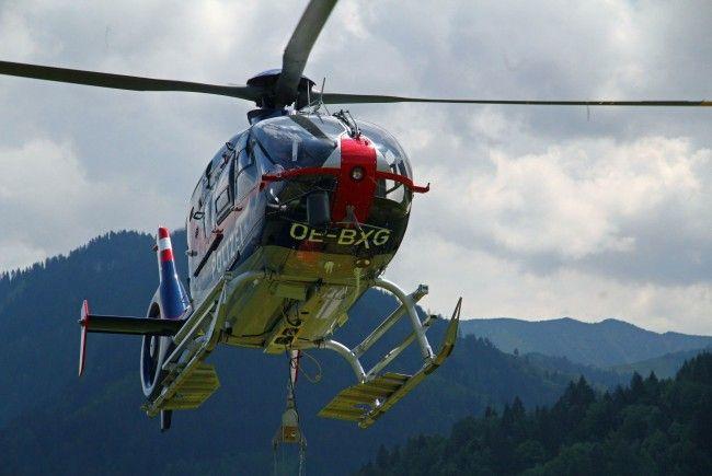 Jede Hilfe für den Stuttgarter Bergsteiger kam zu spät.
