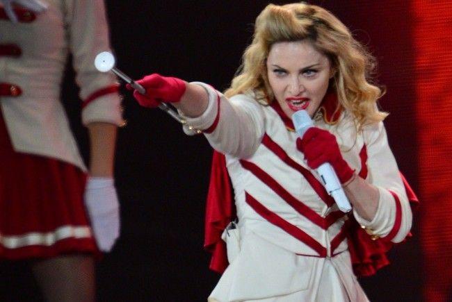 Popsängerin Madonna muss mit Geldbuße rechnen.