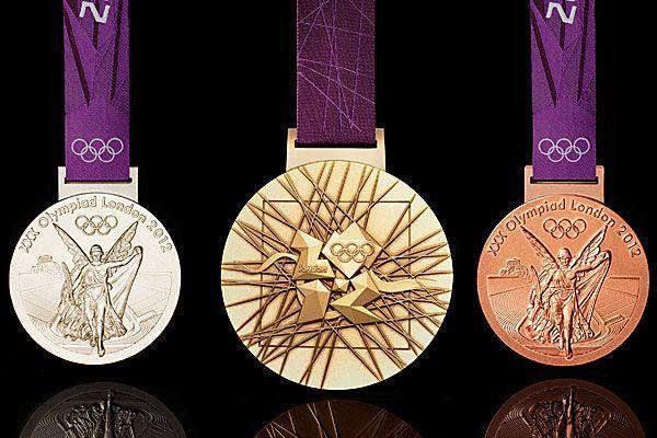 Von diesen Olympia-Medaillen hätte Österreich 2012 in London gerne zumindest eine gewonnen.
