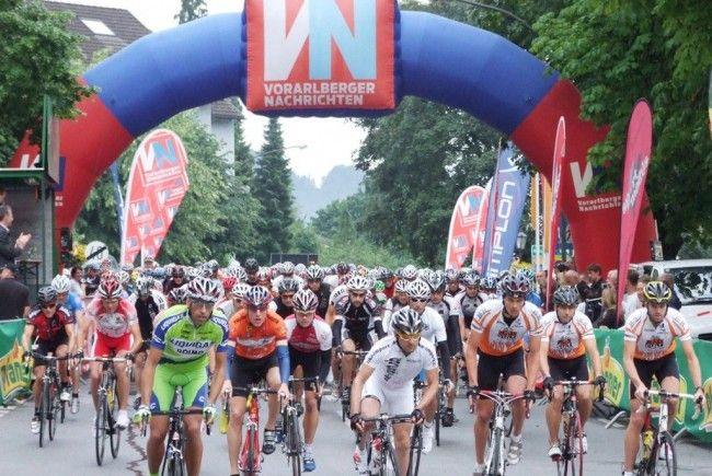 Fahrer aus über 10 Staaten starten bei der größten Radsportveranstaltung der Bodensee-Region.