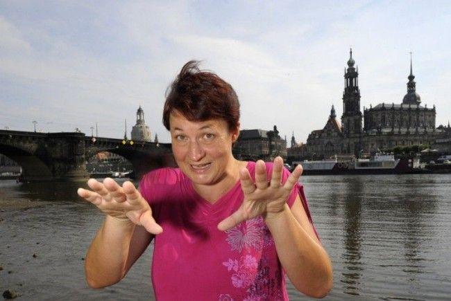 Kirsten Seidel: Einmal um den Bodensee für eine gute Sache.