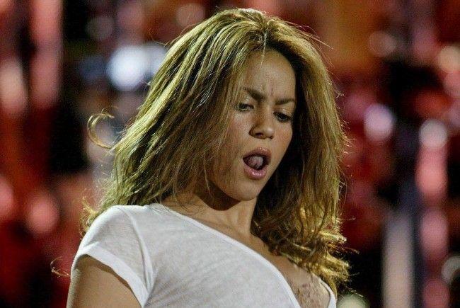 Shakira wurde mit ihren Sex-Fotos erpresst.