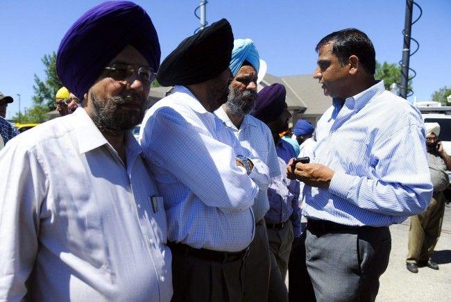 Sikhs sind Anhänger von religiöser Reformbewegung.