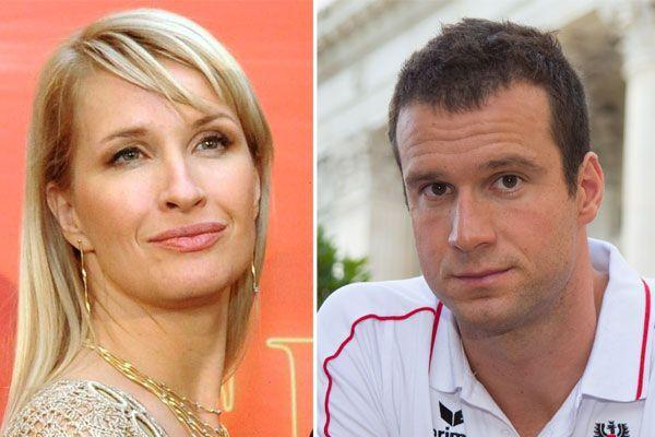 Claudia Stöckl und Markus Rogan waren für Tesfaye engagiert - nun steht der Verein im Kreuzfeuer
