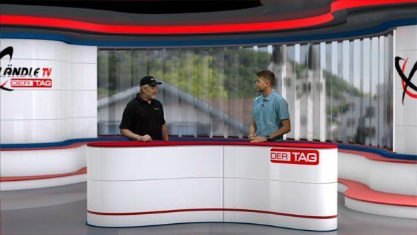 Ländle TV - DER TAG: Ausgabe vom 31. August 2012.