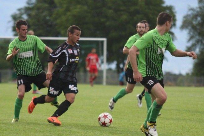 Altach gastiert in Hard und ist Favorit im Waldstadion.