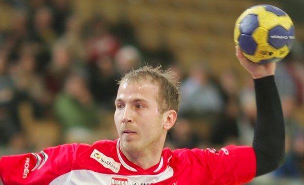 Robert Weber ist nicht nur beim ÖHB-Nationalteam immer für Tore gut