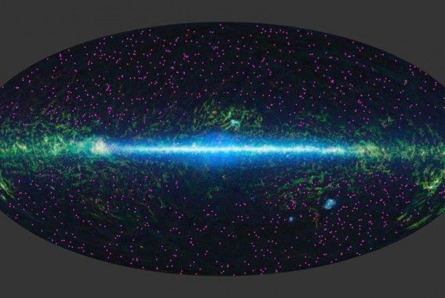 Neue Klasse von Galaxien entdeckt - tausendmal heller als Milchstraße