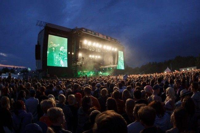 Wir berichten live vom 3. Tag des Frequencsy Festivals 2012.