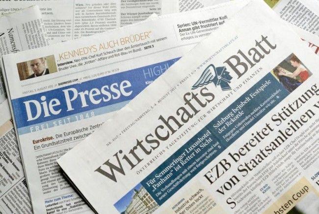 """STYRIA BAUT """"PRESSE"""" UND """"WIRTSCHAFTBLATT"""" MIT NEUER FÜHRUNG UM"""